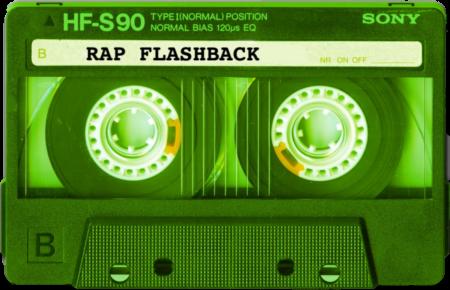 Rap Flashback Tape