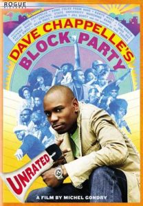 block party cover