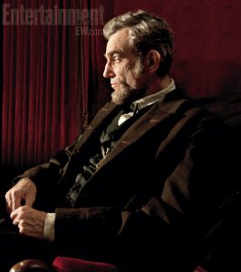 Daniel Day Lewis in 'Lincoln' biopic