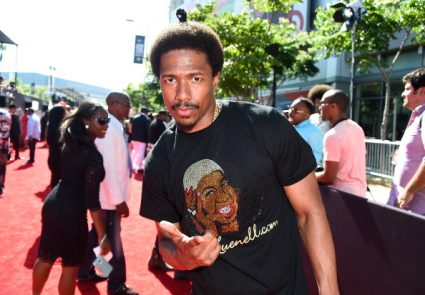 Nick Cannon is rumored to star in the upcoming Richard Pryor biopic