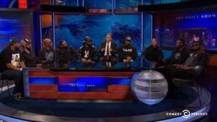 Wu-Tang-Clan-on-The-Daily-Show, interview