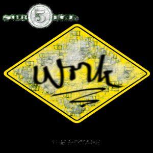 Sur5ill's Work mixtape, a Nerd Rap production