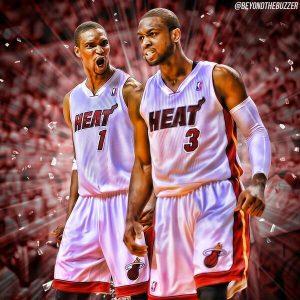 Bosh and Wade