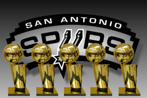 Spurs TItles
