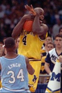 Chris Webber timeout