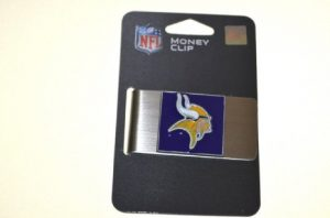 Vikings Money Clip