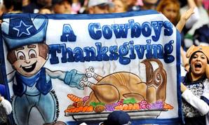 a cowboys thanksgiving