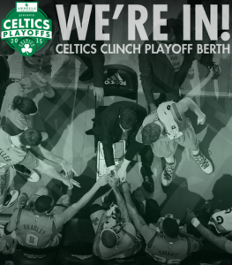 Celtics Playoff Birth