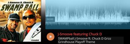 SWAMPball Soundcloud