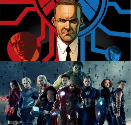 Agents of SHIELD and Age of Ultron @ www.JPLimeProductions.com