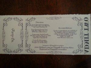 invitation back