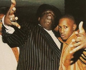 Keith Murray and Biggie