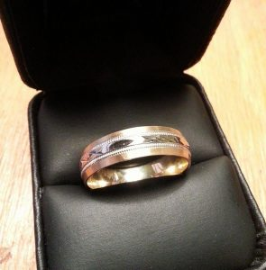 One ring to rule them all, from 'Prof is Getting Married'
