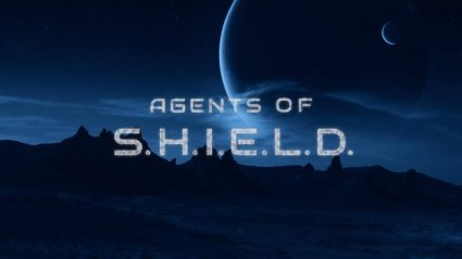 Agents of Shield blue planet title card - Who is the Death Monster?