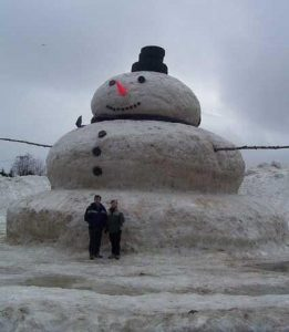epic snowman @ www.JPLimeProductions.com
