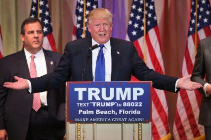 Super Trump wins Super Tuesday