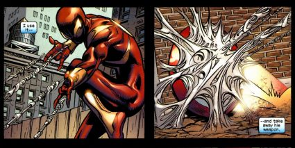 Spidey vs Cap, from the comic pages to Captain America Civil War
