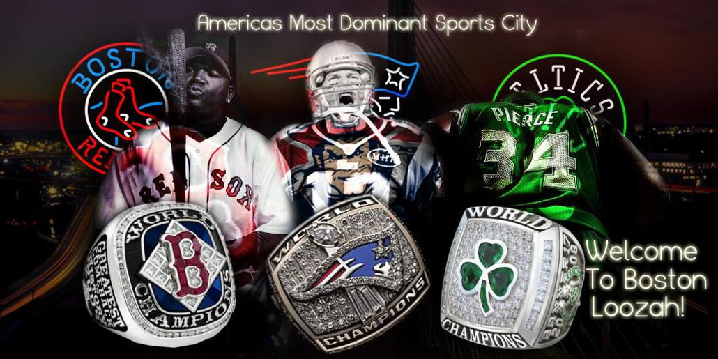 The Diamond Age of Boston Sports - #JPLMagazine