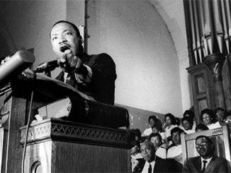 MLK Jr Riverside Church speech