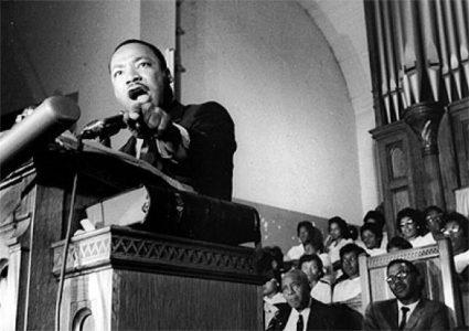 MLK Jr Riverside Church speech