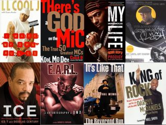 LSp's Syllabus of Hip Hop Memoirs @ JPLimeProductions.com