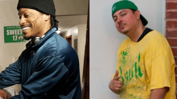 DJ LSP and Scholar