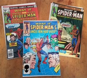 3 What Ifs about Spider-Man @ JPLimeProductions.com