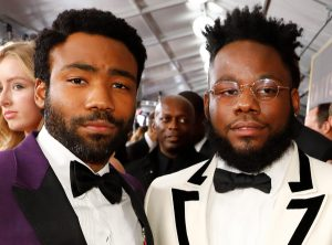 Donald and Stephen Glover